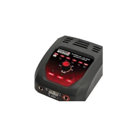 CYBERGUN Chargeur Batterie NiMh / LiPo / LiFe (Swiss Arms 603368) AC-CB603368 Chargeur de Batterie