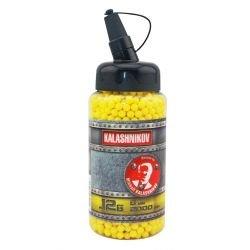 Bottiglia 0,12g di 2000 palle (Kalashnikov 123402)