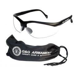 G&G Lunette de Protection Incolore (G&G) AC-GGS10844/EG07130 Lunette de protection