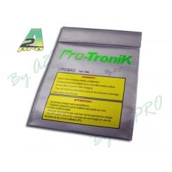 Fireproof Lithium Cell Batteries Bag