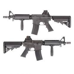 King Arms King Arms Colt M4 CQB-R Gaz Blowback RE-KAGBB05/180556 Répliques AR15 / M4 / M16