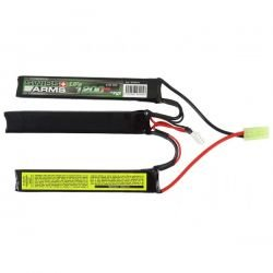 Swiss Arms Battery LiFe 9,9v Triple 1200mah