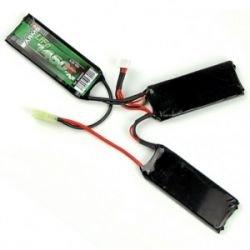 CYBERGUN Swiss Arms Batterie LiFe 9,9v Triple 1450mAh AC-CB693201 Batterie LiFe 9,9v
