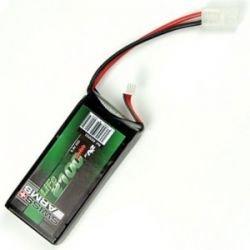 CYBERGUN Swiss Arms Batterie LiFe 9,9v Simple 2100mAh AC-CB693203 Batterie LiFe 9,9v
