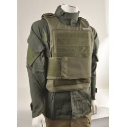 Gilet Tacticle Pare Balle OD (Swiss Arms 604032)