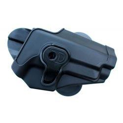CYBERGUN Holster Ceinture CQC Noir P226 / P229 (Swiss Arms 603655) AC-CB603655 Holster Ceinture