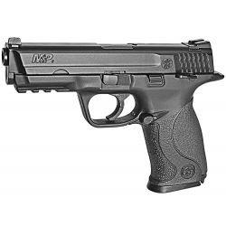 CYBERGUN Cybergun Smith & Wesson M&P9 Culasse Metal Co2 RE-CB320516 Pistolet à co2 - Co2