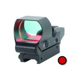 CYBERGUN Swiss Arms Multi Reticule Caréné Noir AC-CB263922 Red Dot / Point rouge