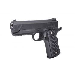 Pistolet Ressort Hi-Capa Strike Warrior Metal (Galaxy G25) RE-GAG25 Répliques à Ressort