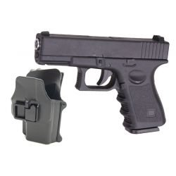 G17 Ressort Metal w/ Holster (Galaxy)