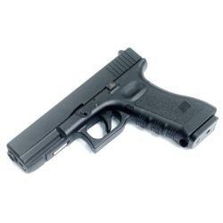 KJ Works KP-17 type Glock 17 Noir Co2