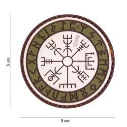 3D PVC Runen Schutz Desert Patch (101 Inc)