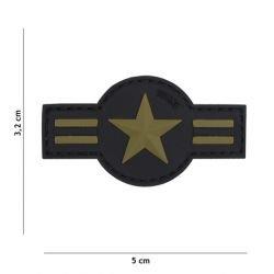 3D-PVC-Patch der US-Luftwaffe (101 Inc)