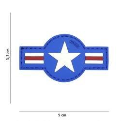 Patch 3D US Air Force PVC (101 Inc)