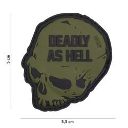 3D Deadly As Hell OD 3D Patch (101 Inc)