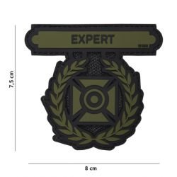 Patch 3D PVC Expert Medal OD (101 Inc)
