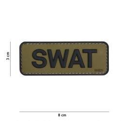 Parche de PVC 3D SWAT OD (101 Inc)