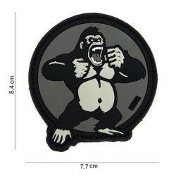 Patch in PVC 3D King Kong Grey (101 Inc)