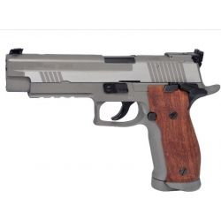 replique-KWC P226 X-Five Hairline Argent Co2 (Swiss Arms 280549) -airsoft-RE-CB280549