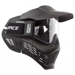 Máscara de pantalla simple negra (VForce)