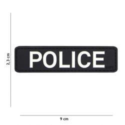 Parche de PVC 3D Police (101 Inc)