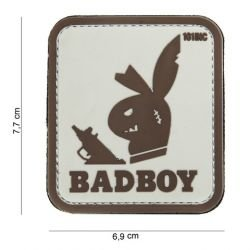 101 INC Patch 3D PVC Bad Boy Desert (101 Inc) AC-WP4441303882 Patch en PVC