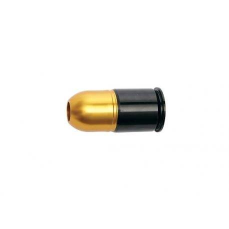 ASG Grenade 40mm Courte 65 Billes Gaz (ASG 17337) AC-AS17337 Grenade & Mine Airsoft