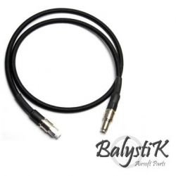 Balistik Deluxe High-Speed Line Black Europe Conector