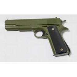 replique-Pistolet Ressort Colt 1911 OD Metal (Galaxy G13G) -airsoft-RE-GAG13G