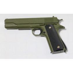Pistola de resorte Potro 1911 OD Metal (Galaxy G13G)