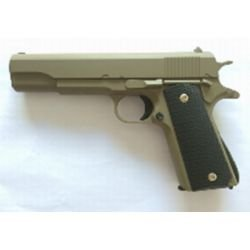 replique-Pistolet Ressort Colt 1911 Desert Metal (Galaxy G13D) -airsoft-RE-GAG13D