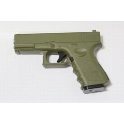 replique-Pistolet Ressort G17 OD Metal (Galaxy G15G) -airsoft-RE-GAG15G