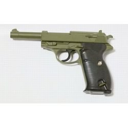 Galaxy G21G type Walther P38 OD Full Metal Ressort