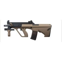 replique-Steyr Aug Compact CQB Desert (Snow Wolf SW020TB DE) -airsoft-RE-SW020TBTN
