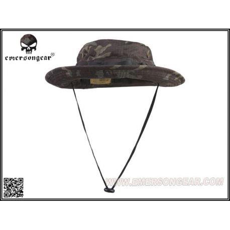 55215e114b29a Chapeau Brousse   Boonie Hat Multicam Black (Emerson)