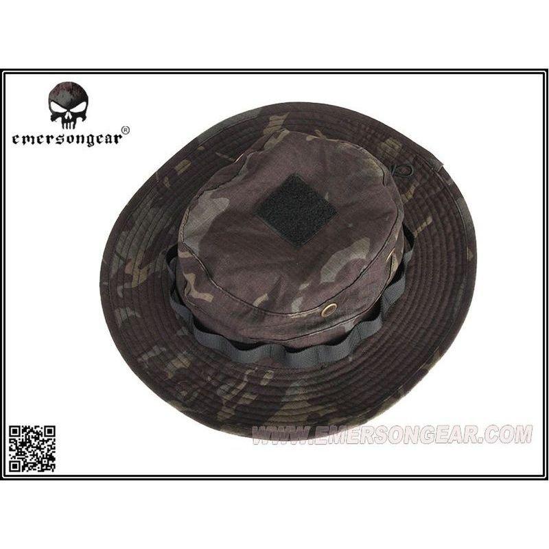 c51a1db97abe2 Emerson Boonie Hat Chapeau Brousse Multicam Black