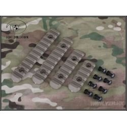 Rail (Set 4 piezas) Desert Handguard (Emerson)