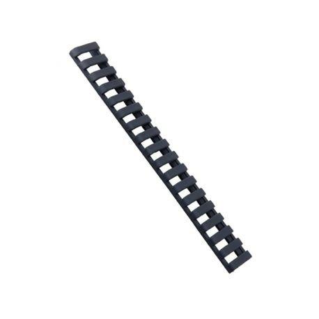 Nitro.VO - Cache Rail Souple Noir AC-NVRCAMRSPL Accessoires