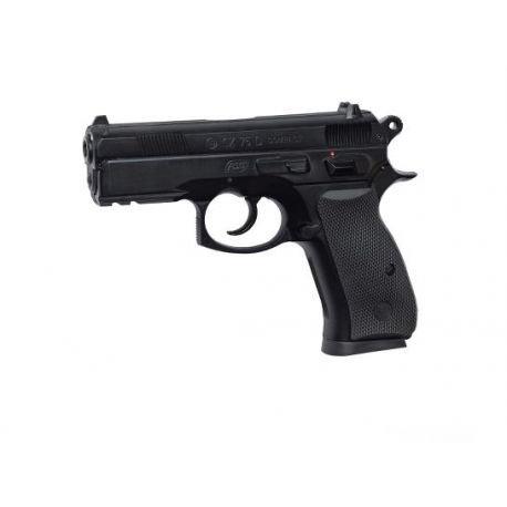 replique-Pistolet Ressort CZ75D Compact Metal (ASG 15698) -airsoft-RE-AS15698