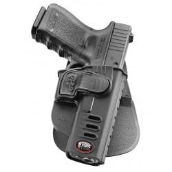 Fobus Holster Tactique Droitier Glock AC-FBGLCH Holster
