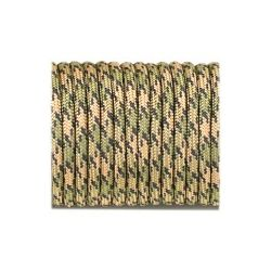 Paracord 4mm Type III 550 Ranger Camo (Fibex)
