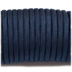 Paracorde 4mm Type III 550 Navy Blue (Fibex)