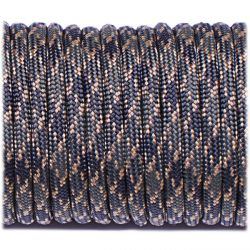 Paracord 4mm Type III 550 Veteran (Fibex)