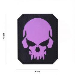 Parche 3D PVC Skull Rose (101 Inc)
