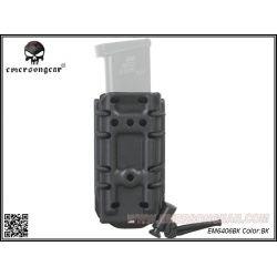 Emerson Poche Chargeur G-Code Pistolet Noir (Emerson) AC-EMEM6206B Poche Molle