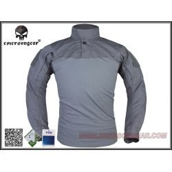 Emerson Combat Shirt Assaut EDR Wolf Grey (Emerson) HA-EMEM9316W Uniformes