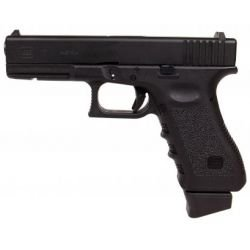 CYBERGUN Inokatsu Glock 17 Gen3 Schwarz CO2 RE-CB340512 Nachbildungen der Faust GBB
