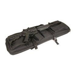 CYBERGUN Swiss Arms Housse Sac à dos 2 Fusils Noir AC-CB604061 Sac et Mallette