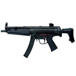 HK MP5 Bolt A5 Swat BRSS Blowback