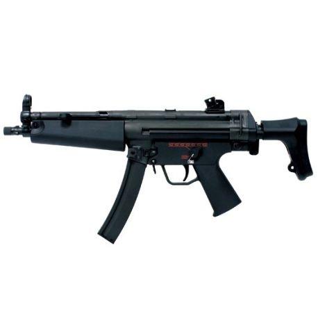 replique-Bolt HK MP5 A5 Swat BRSS Blowback -airsoft-RE-BOB5SWATB